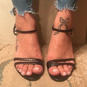 Shoes - Ferragamo strappies